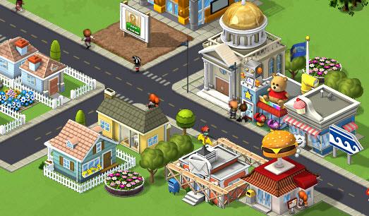 Cityville gu a y trucos el nuevo juego en facebook - Juego de crear tu casa ...