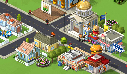 Virtual Building Games Like Minecraft
