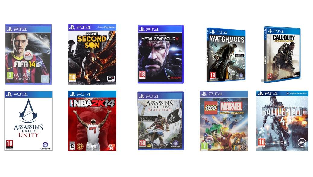 10 mejores juegos playstation: