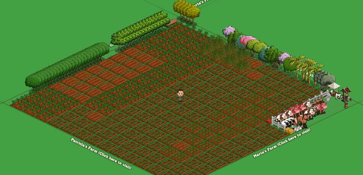 Farmville: mi granja en Facebook