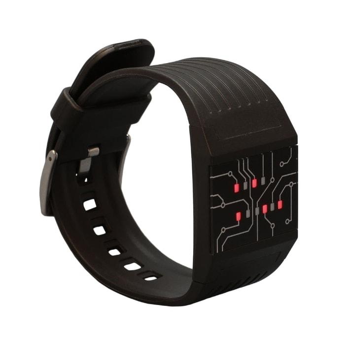 getDigital Binary Wrist Watch : For Professionals