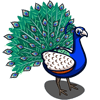Peacock Mystery Box Reward Se vende por: 275 Tamaño: 1x1 XP: 550