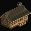 Log Cabin Categoria: Casas Coste: 250,000 Se vende por: 12,500 Tamaño: 8x4