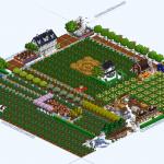 Farmville Merche - Nivel 34