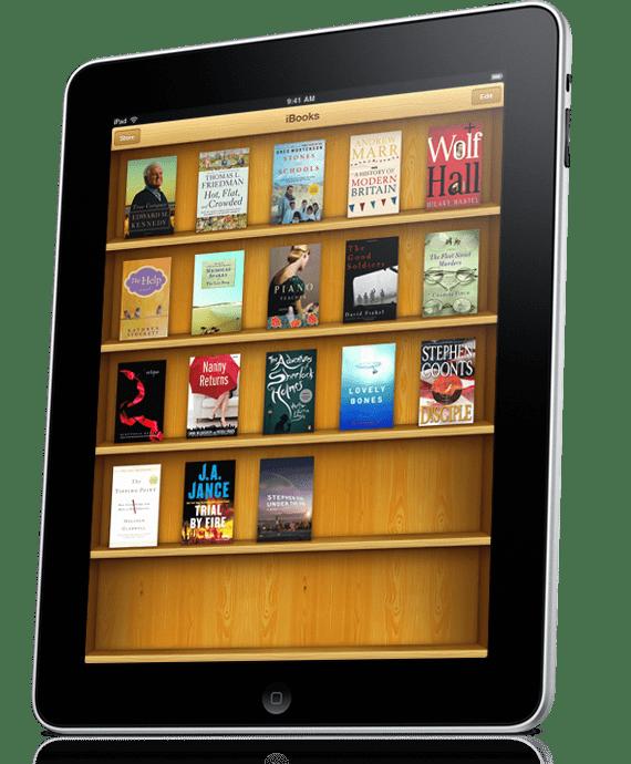 Ipad Apple: iBooks