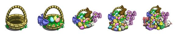 Spring Basket Farmville 5