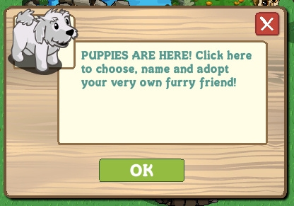 Farmville Puppies