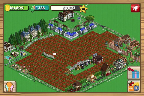 Farmville itunes 1