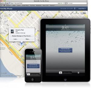 Find my iphone ipad