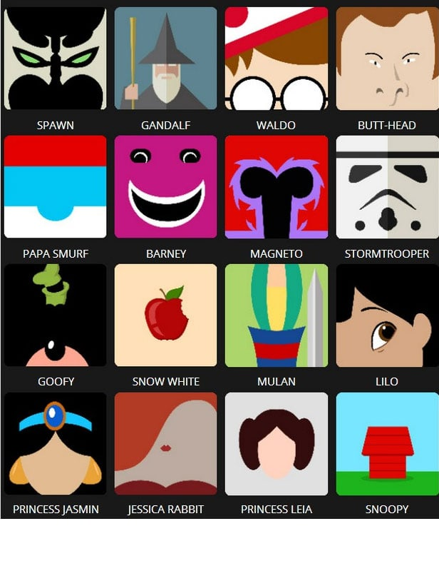 Icon Pop Quiz Answers Character Level 4