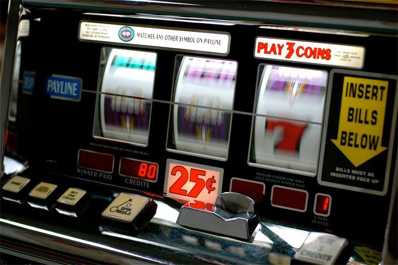 slots machines online