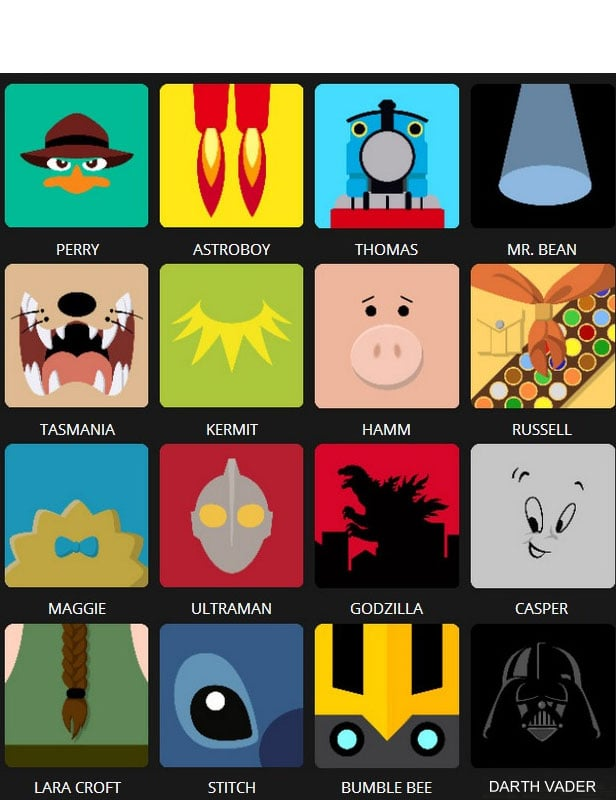 Icon Pop Quiz Answers Character Level 2