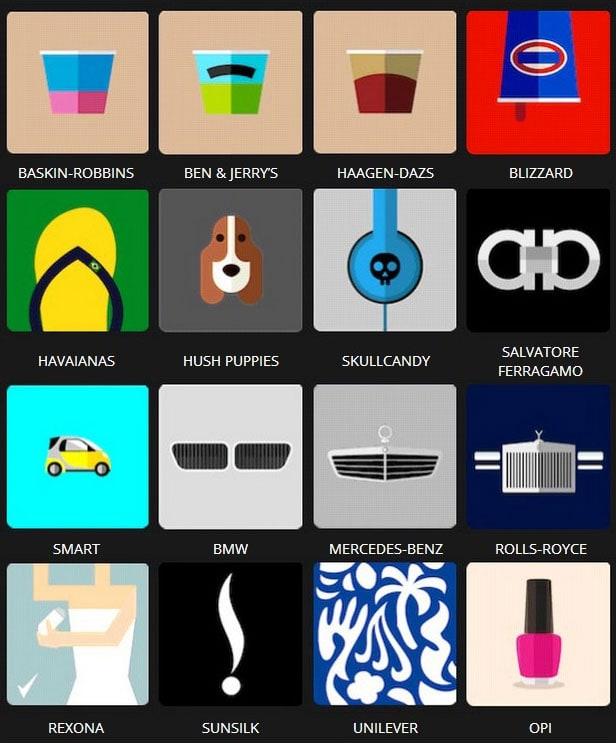Icon Pop Brands Quiz Answers Level 3 ii