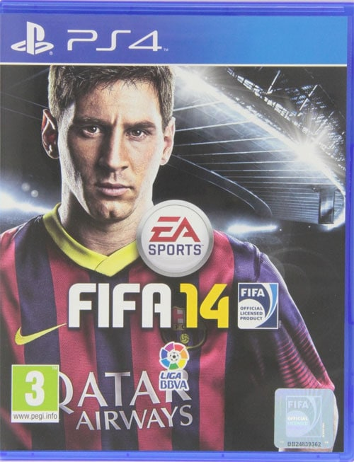 Los mejores juegos para PS4 2014: Fifa 2014