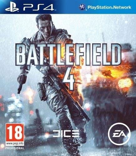 los mejores juegos para Ps4 en 2014: Battlefield 4