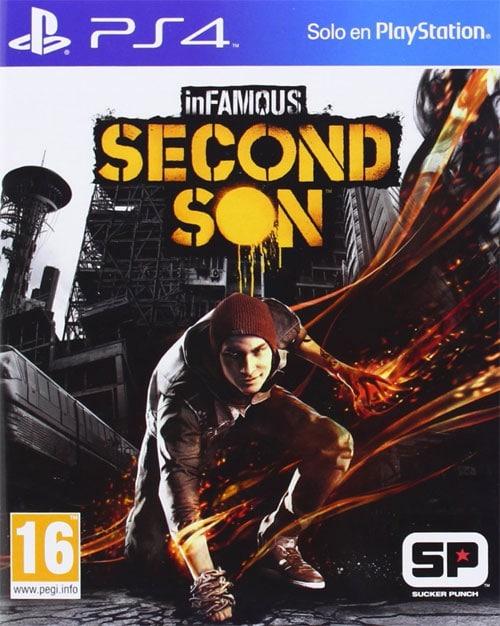 Los mejores juegos para PS4: Infamous Second Son