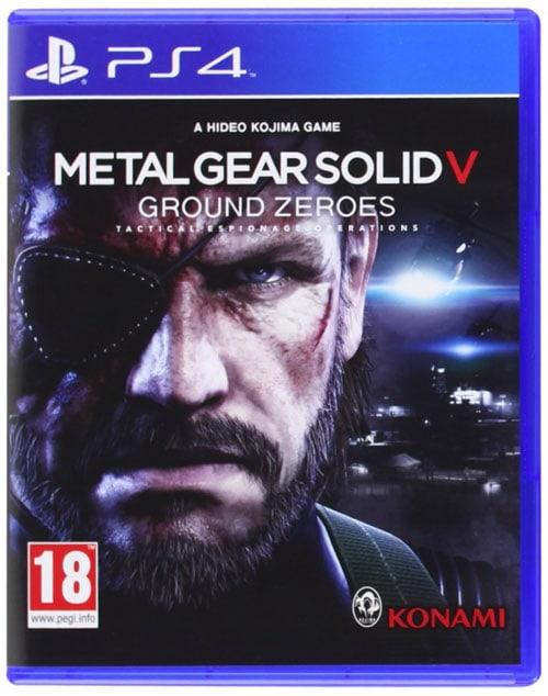 Los mejores juegos para PS4 2014: Metal Gear Solid V