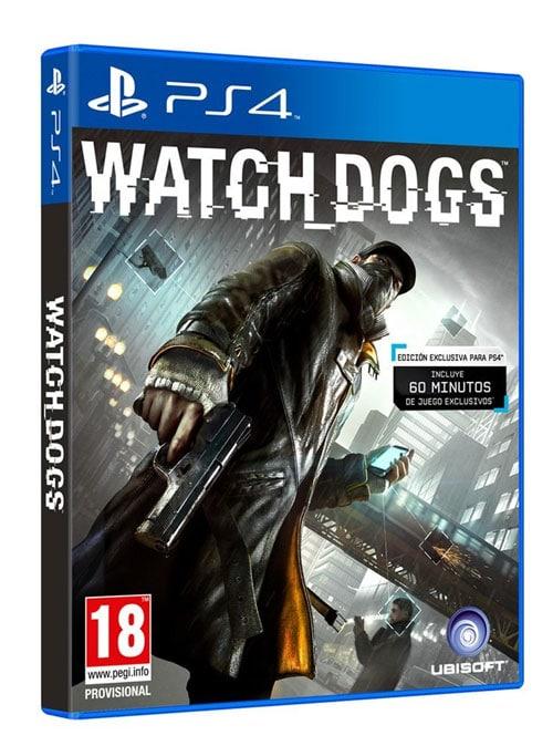 Los mejores juegos para PS4: Watch dogs