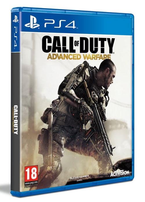 Los mejores juegos para PS4: Call of Duty: Advanced Warfare