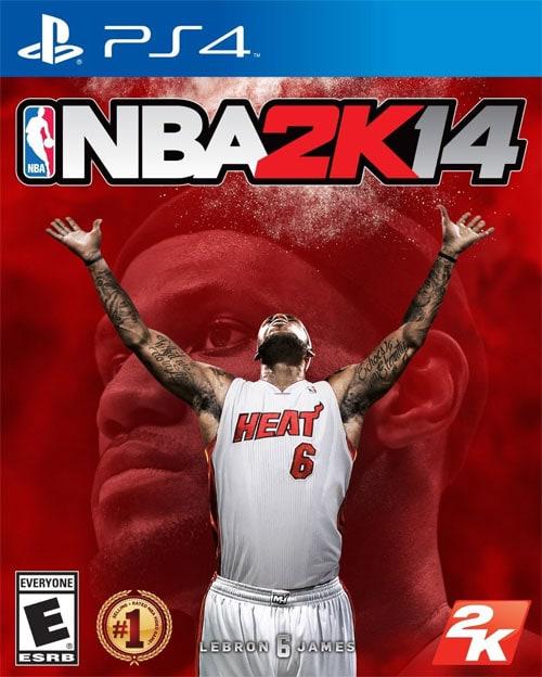 Los mejores juegos para PS4 NBA 2K14