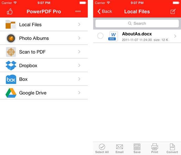 Power PDF  Pro  app
