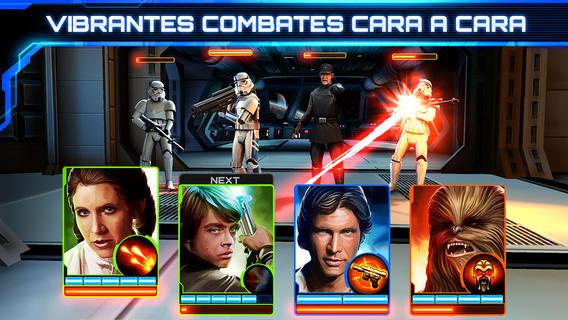 Juegos gratis Star Wars 1