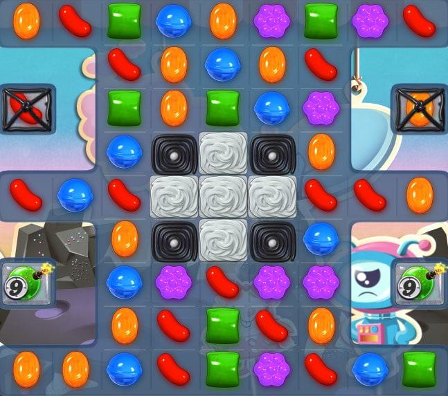Trucos para superar el nivel 109 de Candy Crush Saga