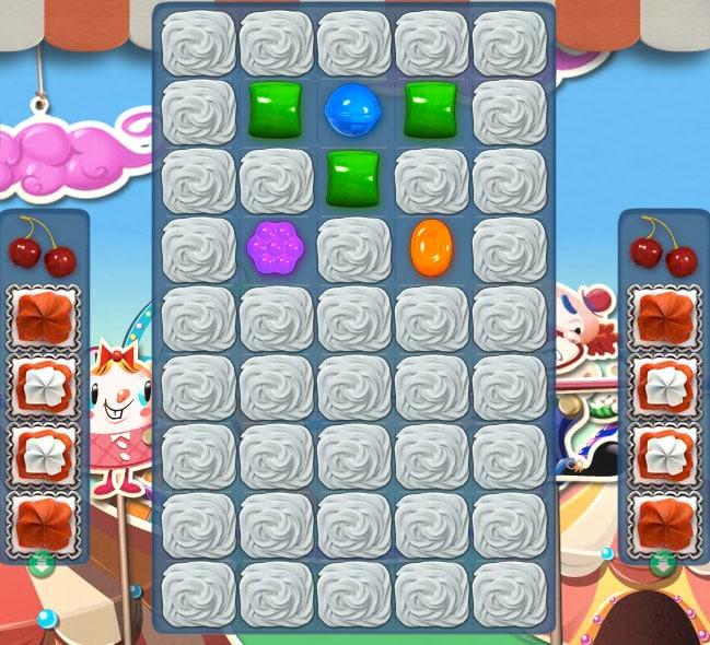 Cómo superar el nivel 181 de Candy Crush Saga