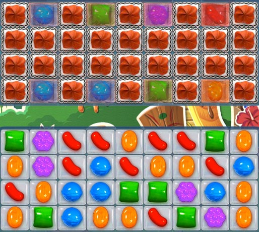 Cómo superar el nivel 199 de Candy Crush Saga