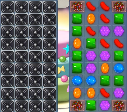 Cómo superar el nivel 210 de Candy Crush Saga