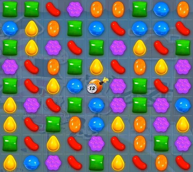 Cómo superar el nivel 245 de Candy Crush Saga