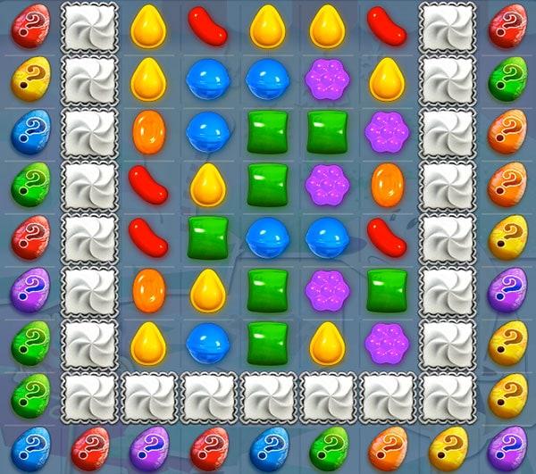 Trucos para superar el nivel 257 de Candy Crush Saga