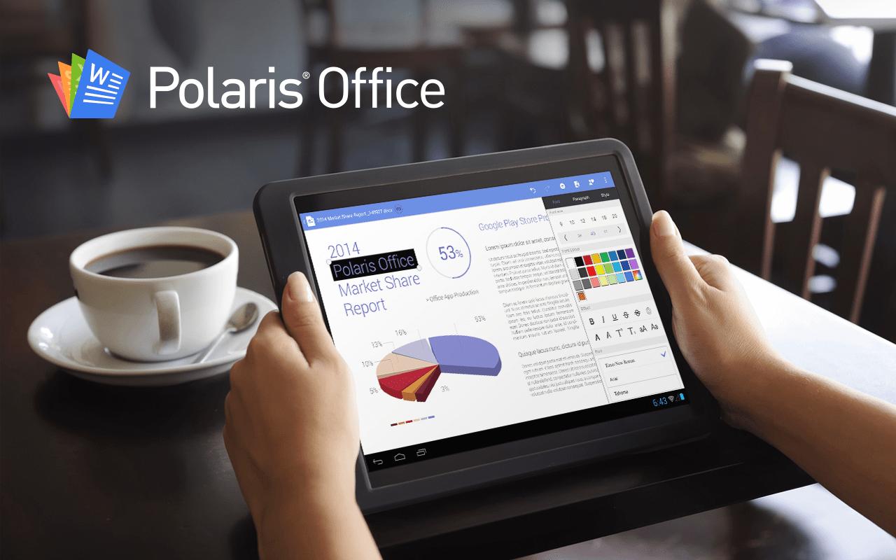 Polaris Office PDF PPT XLS DOC