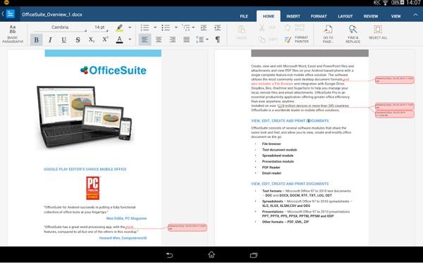 OfficeSuite 7