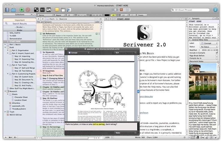 Los mejores programas para escribir libros y crear ebooks