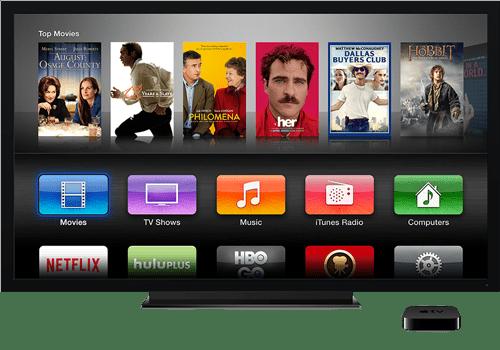 Cómo reorganizar y ocultar canales en el Apple TV