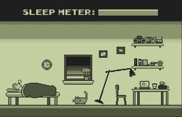 Juegos retro: mi gato me despierta todas las noches a las 3 AM