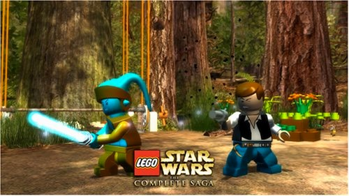 LEGO Star Wars: The Complete Saga (2007; PS3, Xbox 360, PC, iOS, Android)