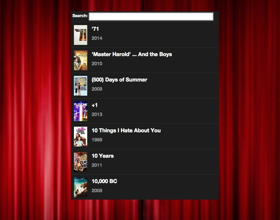 Popcorn Time In Your Browser