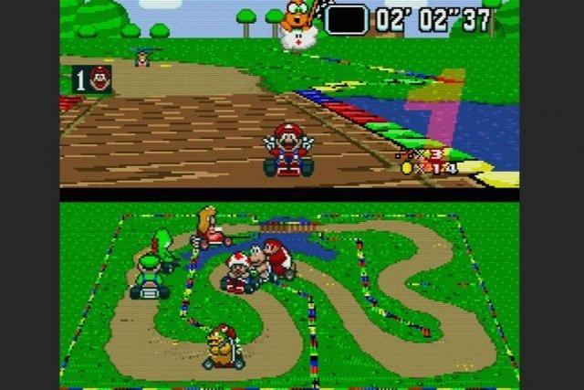 Super Nintendo Entertainment System (SNES)