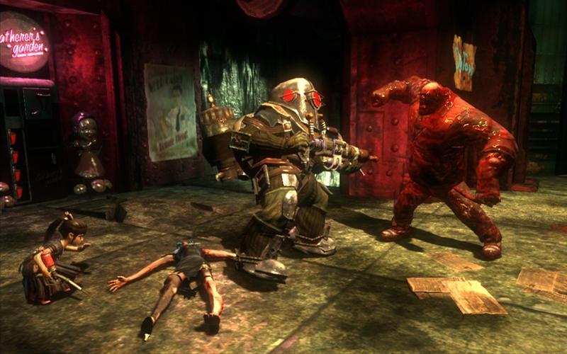 Los 5 mejores juegos de acción que puedes descargar de la Mac App Store: Bioshock 2