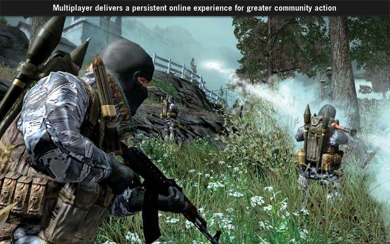 Los 5 mejores juegos de acción que puedes descargar de la Mac App Store: Call of Duty 4