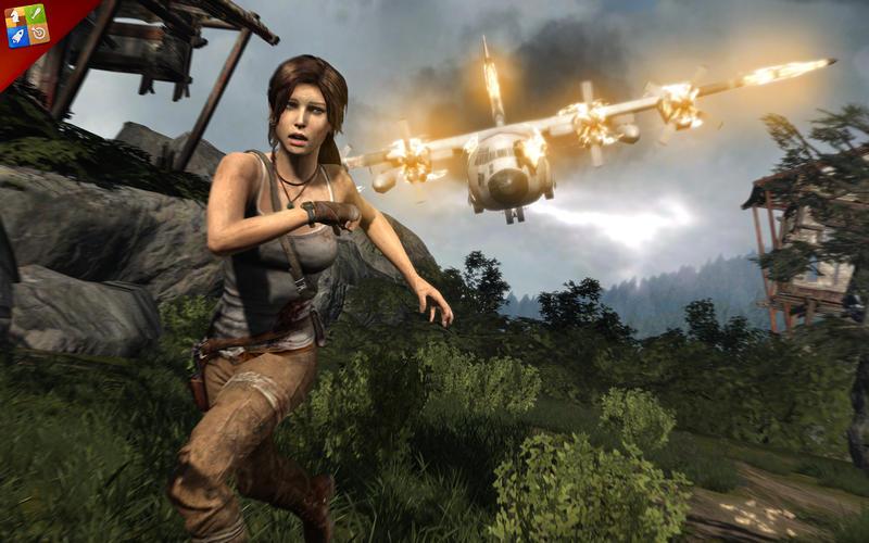 Los 5 mejores juegos de acción que puedes descargar de la Mac App Store: Tomb Raider