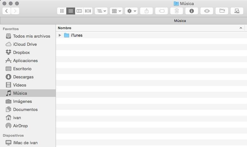 Cómo recuperar los accesos directos de la barra lateral del Finder en Mac