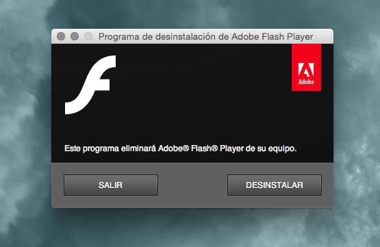 Cómo desinstalar Flash completamente de todos tus navegadores
