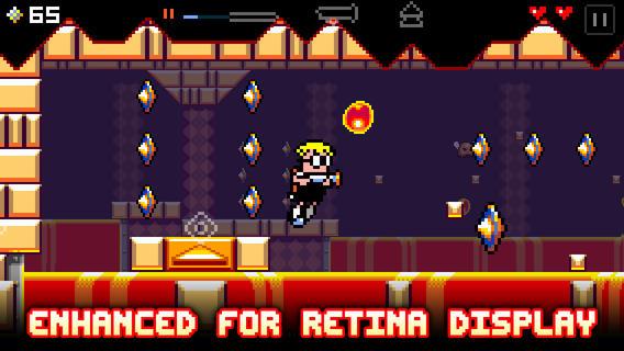 juego plataformas iPhone