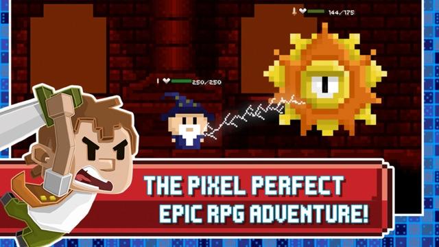 Los 10 mejores juegos de rol para el iPhone (2015): Tiny Dice Dungeon