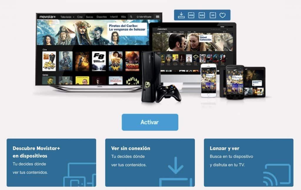 Movistar Plus: Opinión sobre este servicio de streaming