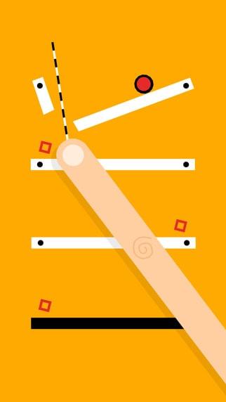 Super Sharp - Juego para iPhone - iPad - Opinión: La física al poder