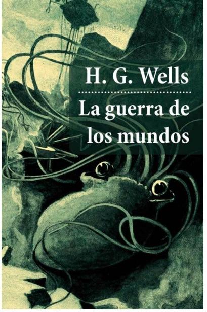 La guerra de los mundos de H. G. Wells